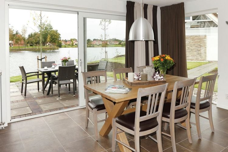 vakantiehuis Nederland, Drenthe, Tynaarlo vakantiehuis NL-9482-03