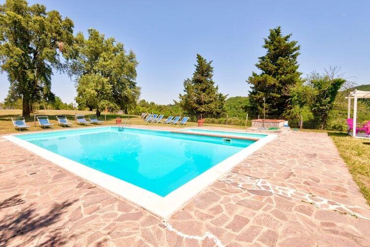 Boerderij Italië, Toscana, Montaione Boerderij IT-50050-61