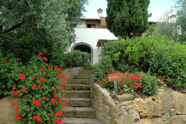 Boerderij Italië, Toscana, Montaione Boerderij IT-50050-62
