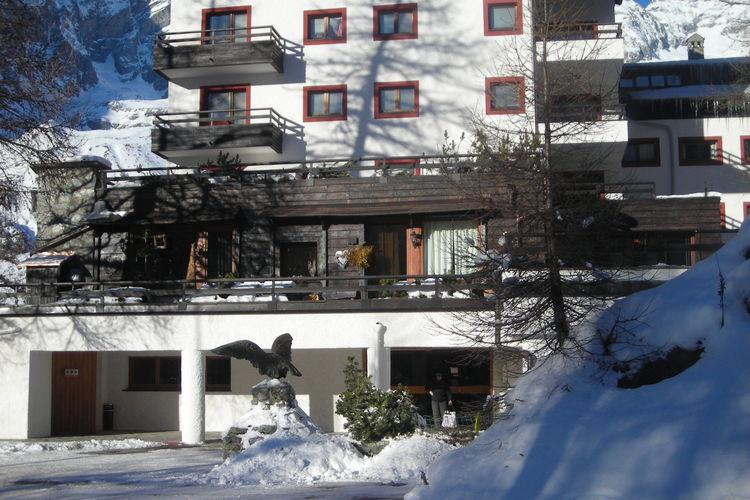 Residenza Cervinia PT - Apartment - Breuil-Cervinia