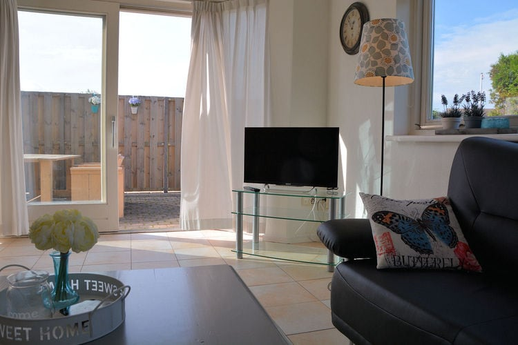 Holland | North Sea Coast South | Holiday home Vlinderhuisje | all year | LivingRoom