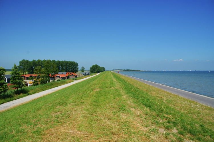Holland | Zeeland | Holiday home Oosterschelde with a view | all year | AreaSummer5KM