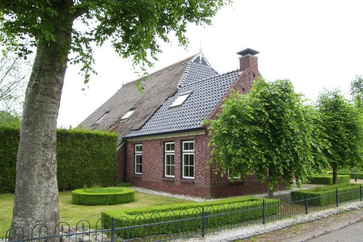 Noardburgum Vakantiewoningen te huur Sfeervolle boerderij in het noorden van Friesland met Hottub en sauna