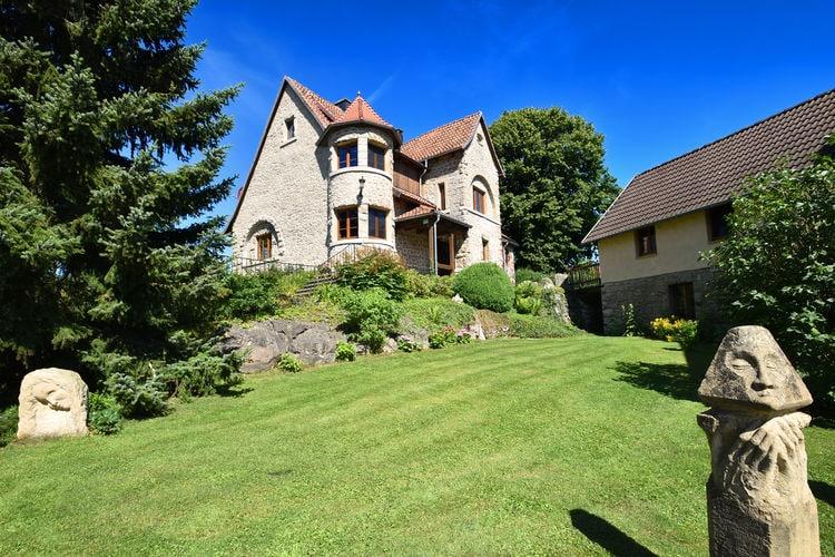 Villa  met wifi  Vöhl-Marienhagen  Villa Türmchen