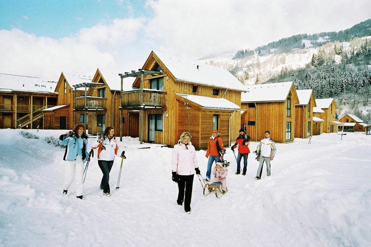 Vakantiehuizen Oostenrijk | Steiermark | Vakantiehuis te huur in Kreischberg-Murau met zwembad  met wifi 4 personen