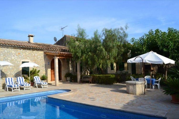 Vakantiewoning Spanje, Mallorca, Campanet vakantiewoning ES-03710-32