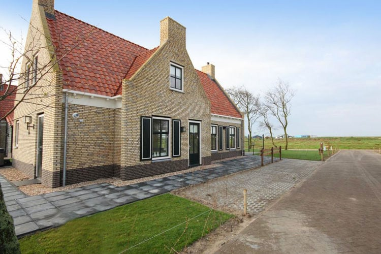 Holiday home Frisian Islands