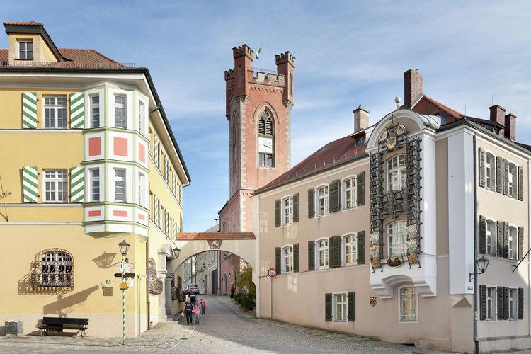 Vakantiehuizen Duitsland | Beieren | Appartement te huur in Neukirchen-bei-Heiligenblut met zwembad  met wifi 5 personen