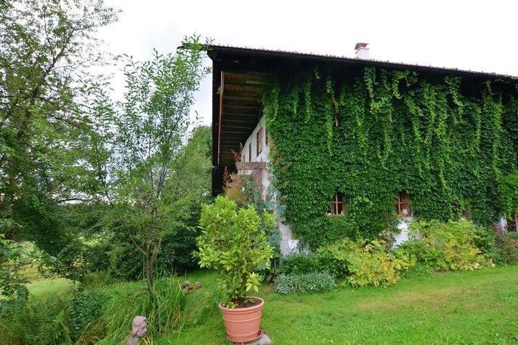 Appartement op de 1e verdieping op een droomlocatie in het Zuid-Beierse Woud