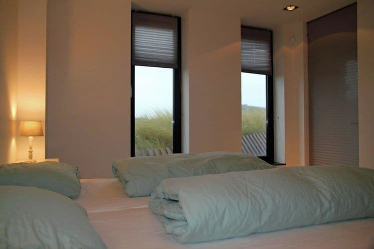 Holland | North Sea Coast North | Holiday home The Beachhouse | all year | BedRoom