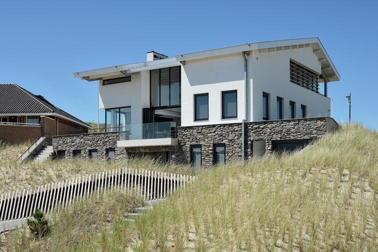 Vakantiehuizen Nederland | Noord-Holland | Villa te huur in Bergen-aan-zee   met wifi 10 personen