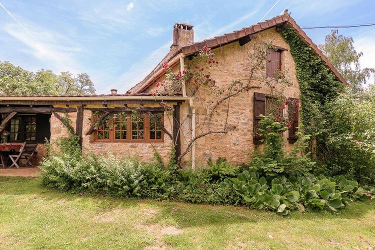 Vakantiehuizen Frankrijk | Dordogne | Vakantiehuis te huur in Les-Eyzies-De-Tayac-Sireuil met zwembad  met wifi 6 personen