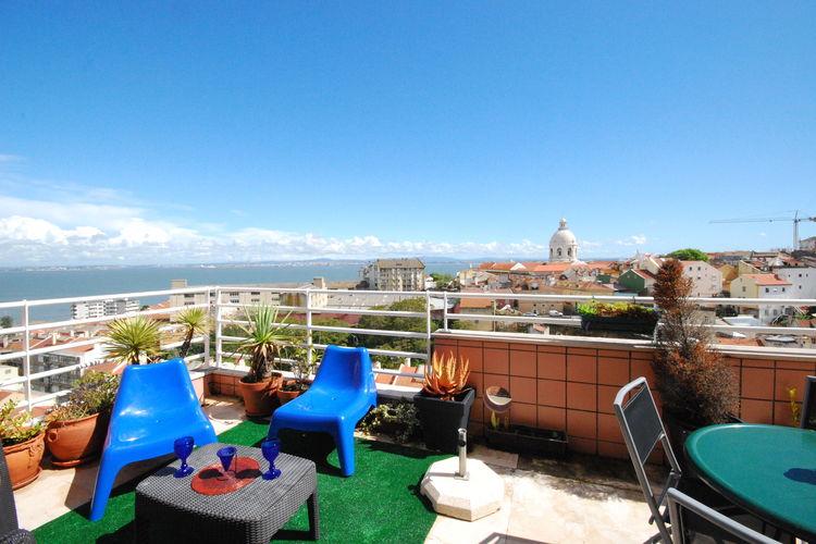 Appartement  met wifi aan zee  PortugalScent of Graca