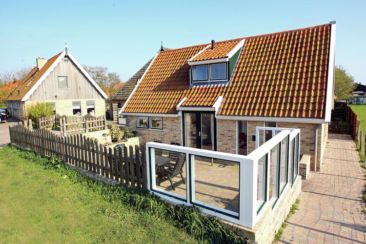 Holland | Wad Islands | Holiday home Luxe in de Duinen | all year | ExteriorSummer