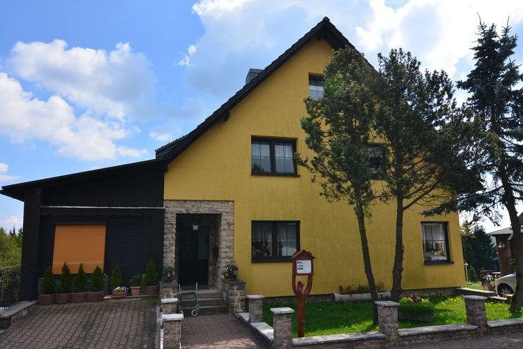 Appartement Duitsland, Thuringen, Frauenwald Appartement DE-98711-09