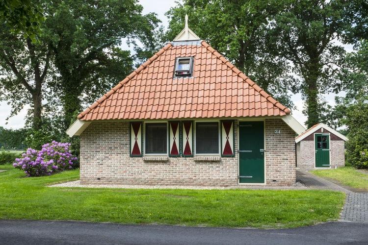 vakantiehuis Nederland, Overijssel, Ijhorst vakantiehuis NL-7955-18