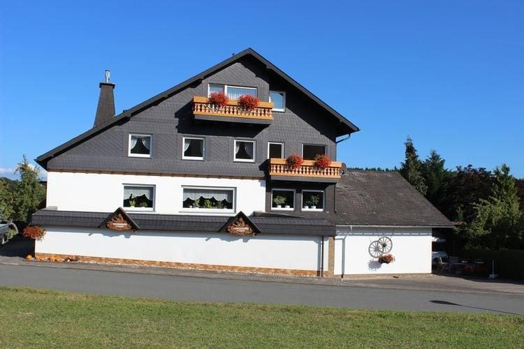 Appartement  met wifi  Hallenberg-LiesenFerienwohnung Liesen im Sauerland