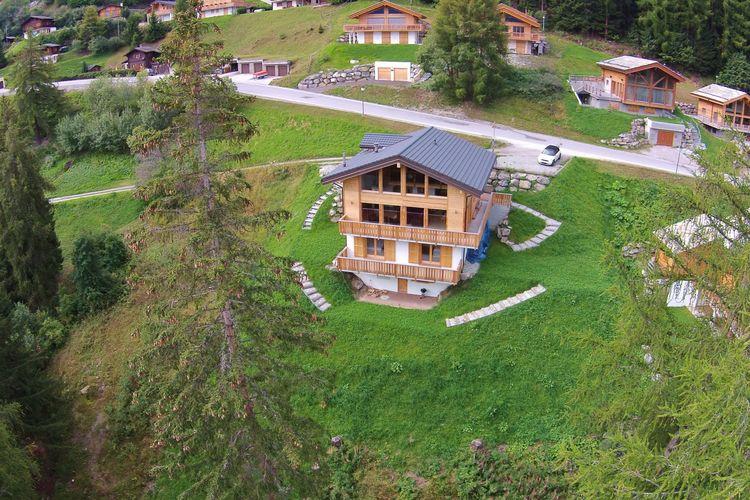 Vakantiewoning Zwitserland, Jura, La Tzoumaz Chalet CH-1918-53