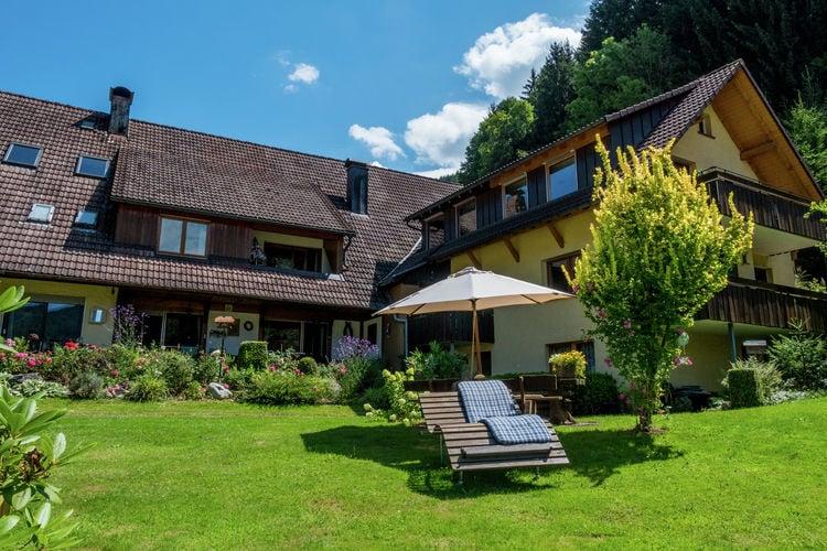Vakantiehuis  met wifi  Baden-WurttembergHaus am Wald