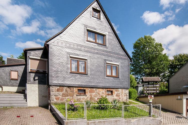 Duitsland | Thuringen | Vakantiehuis te huur in Neustadt-am-Rennsteig    8 personen
