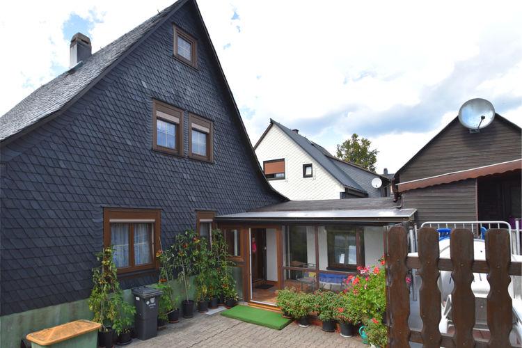 vakantiehuis Duitsland, Thuringen, Neustadt am Rennsteig vakantiehuis DE-98701-29
