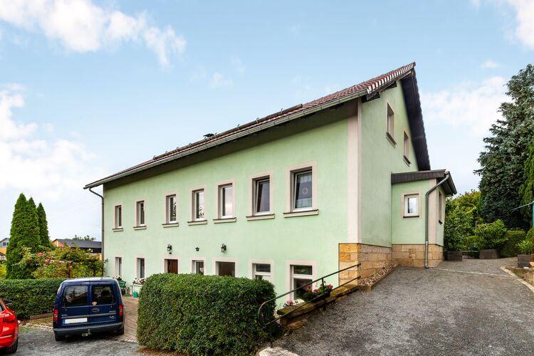 Vakantiehuizen Duitsland | Saksen | Appartement te huur in Lichtenhain   met wifi 2 personen