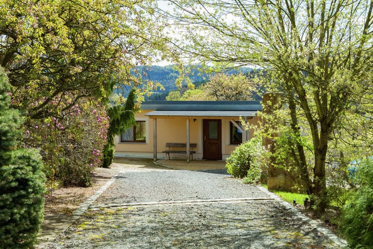 vakantiehuis Duitsland, Saksen, Mittelndorf vakantiehuis DE-01855-11