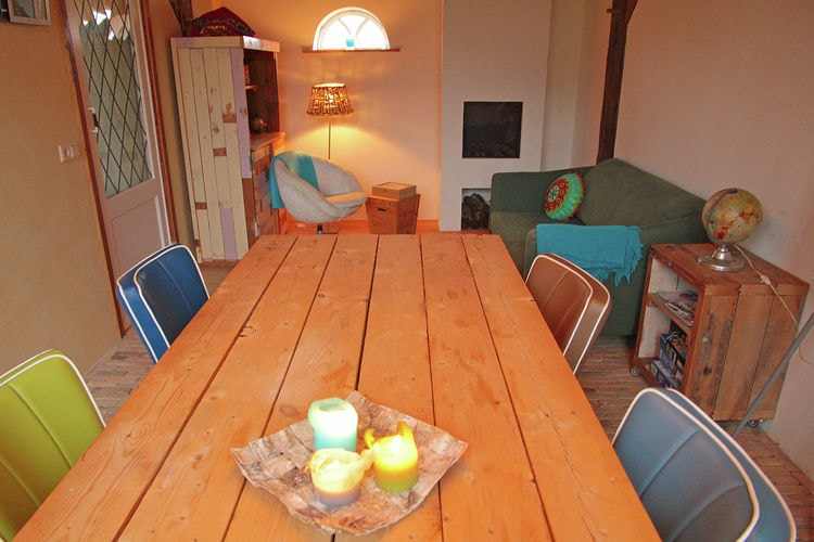 Holland | Zeeland | Holiday home Het Wagenhuys | all year | DiningRoom