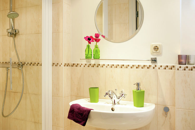 Holland | North Sea Coast South | Holiday home Het Luxe Boerenbed | all year | BathRoom