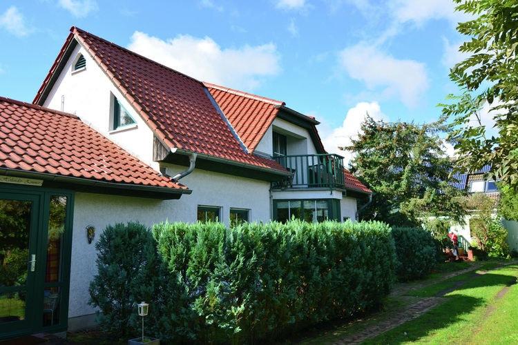 Vakantiehuis  met wifi  Zehdenick-Kappe  Brandenburg