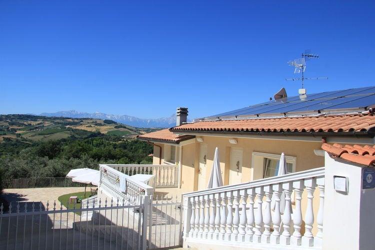 Villa Italië, Abruzzo, Sant