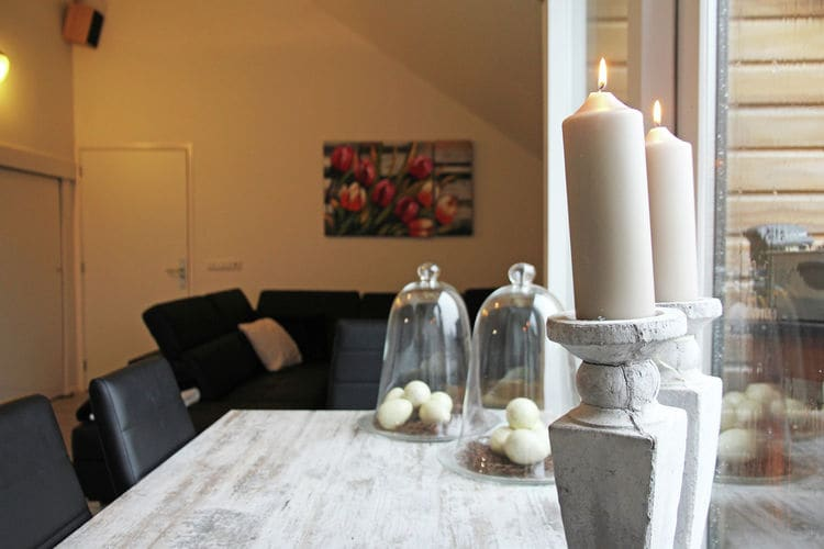 Holland | North Sea Coast North | Holiday home Romantiek aan het Meer II | all year | DiningRoom