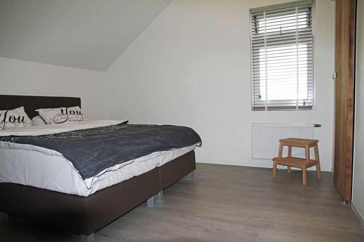 Holland | North Sea Coast North | Holiday home Romantiek aan het Meer II | all year | BedRoom