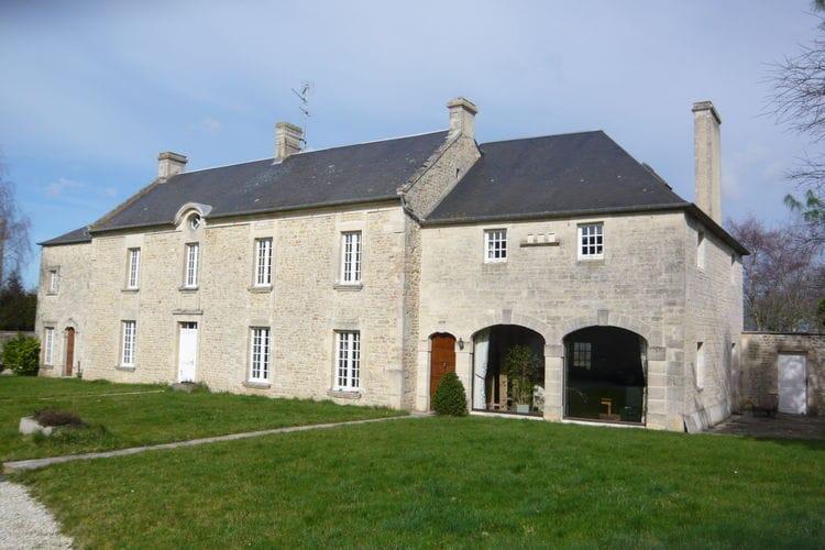 Villas Frankrijk | Normandie | Villa te huur in Vaux-sur-Seulles   met wifi 6 personen