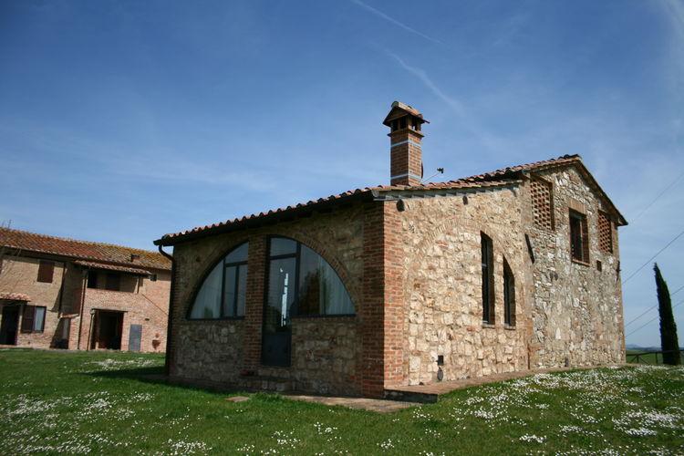 Boerderij Italië, Toscana, Arbia Asciano Boerderij IT-53041-15