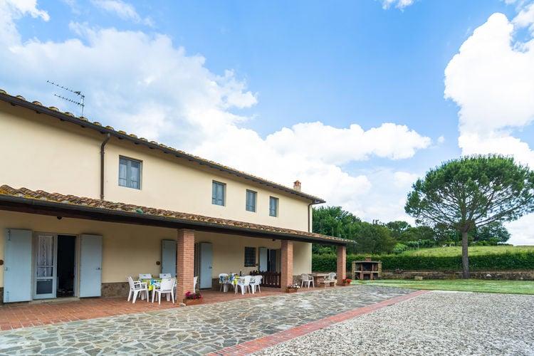Boerderij Italië, Toscana, Bucine Boerderij IT-52021-25