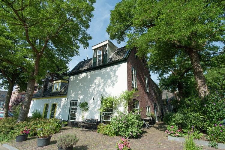 Vakantiewoning Nederland, Noord-Holland, Alkmaar vakantiewoning NL-6413-01