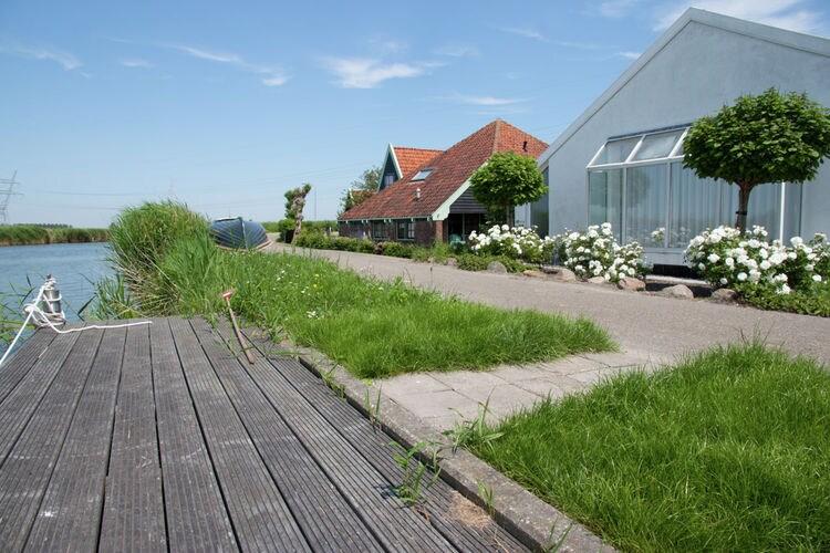 vakantiehuis Nederland, Noord-Holland, Grootschermer vakantiehuis NL-6419-01