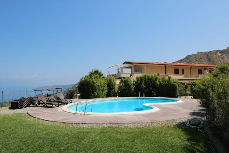 vakantiehuis Italië, Basilicata, Parghelia vakantiehuis IT-89861-11