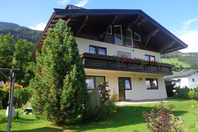 Appartement huren in Bramberg-am-Wildkogel -   met wifi  voor 6 personen  Op de begane grond van dit prachti..