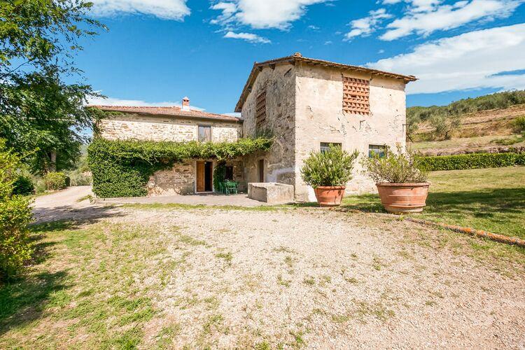 Vakantiehuizen Italie | Toscana | Vakantiehuis te huur in Pontassieve met zwembad  met wifi 8 personen