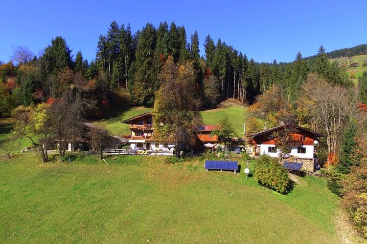 Appartement  met wifi  Brixen-im-ThaleFarnreit
