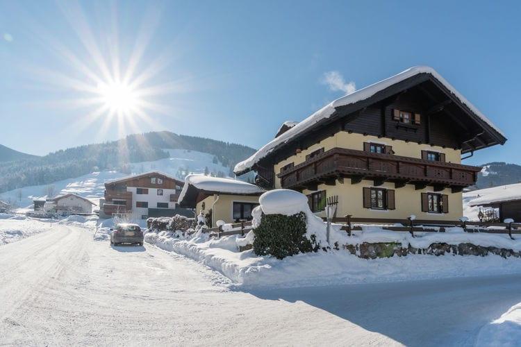 Vakantiehuizen Oostenrijk | Salzburg | Appartement te huur in Leogang   met wifi 2 personen