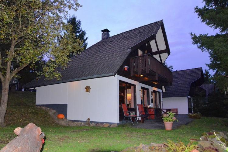 Vakantiehuis  met wifi  Frankenau  Am Sternberg