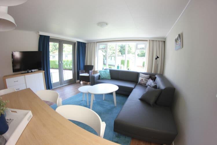Chalets Nederland | Friesland | Chalet te huur in Sumar met zwembad  met wifi 6 personen