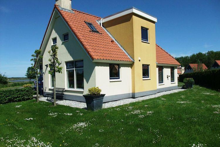 Villas Nederland | Friesland | Villa te huur in Sumar met zwembad  met wifi 6 personen