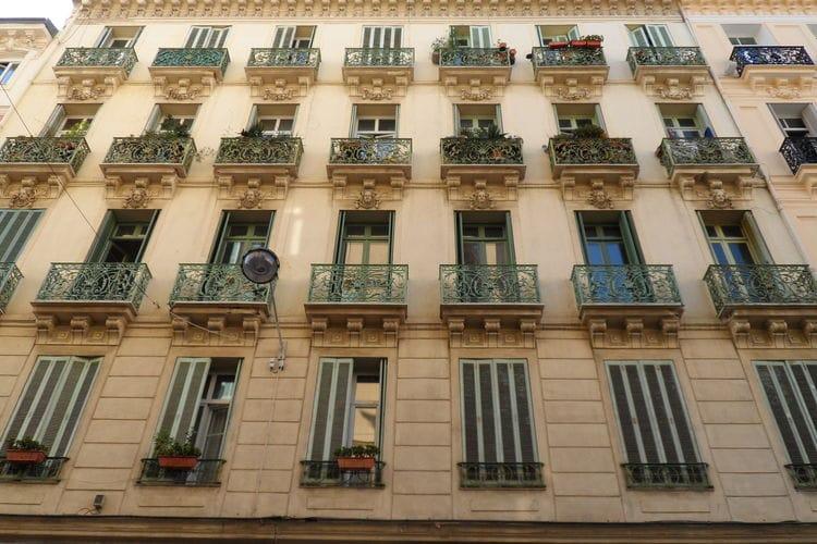 Appartementen Frankrijk | Provence-alpes-cote-d-azur | Appartement te huur in Nice   met wifi 6 personen