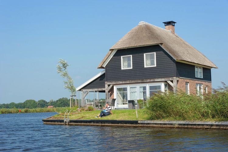 Ferienhaus Waterresort Bodelaeke - 't Rieten Schiphuis (1585429), Giethoorn, Kop van Overijssel, Overijssel, Niederlande, Bild 27