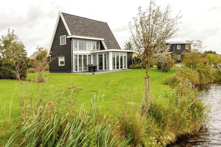 Villa Nederland, Overijssel, Giethoorn Villa NL-8355-25
