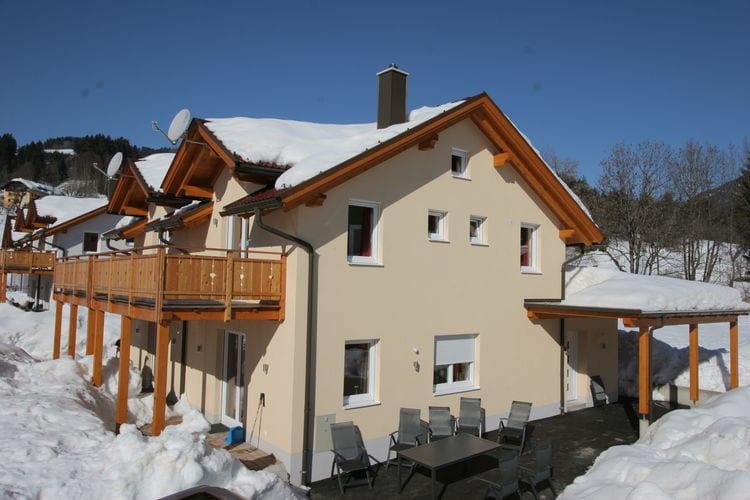 Vakantiehuizen Oostenrijk   Kaernten   Chalet te huur in Kotschach-Mauthen   met wifi 24 personen